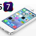 Preview iOs 7 Bêta 1 sur iPhone 4S