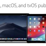 [Tuto] Installer iOS 12, macOS Mojave, watchOS 5 et tvOS 12 sans compte Développeur