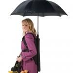 Le parapluie sac-à-dos