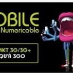 Numericable Ultra Mobile: mon passage éclair