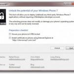 Le jailbreak des Windows Phone 7 ?