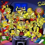 Game of thrones vu par les Simpsons