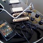 Une guitare vue de l'intérieur !