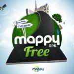 Mappy Gps gratuit pour iOs