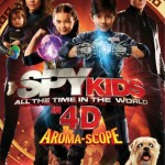 Spy Kids 4 en 4D Aroma-scope